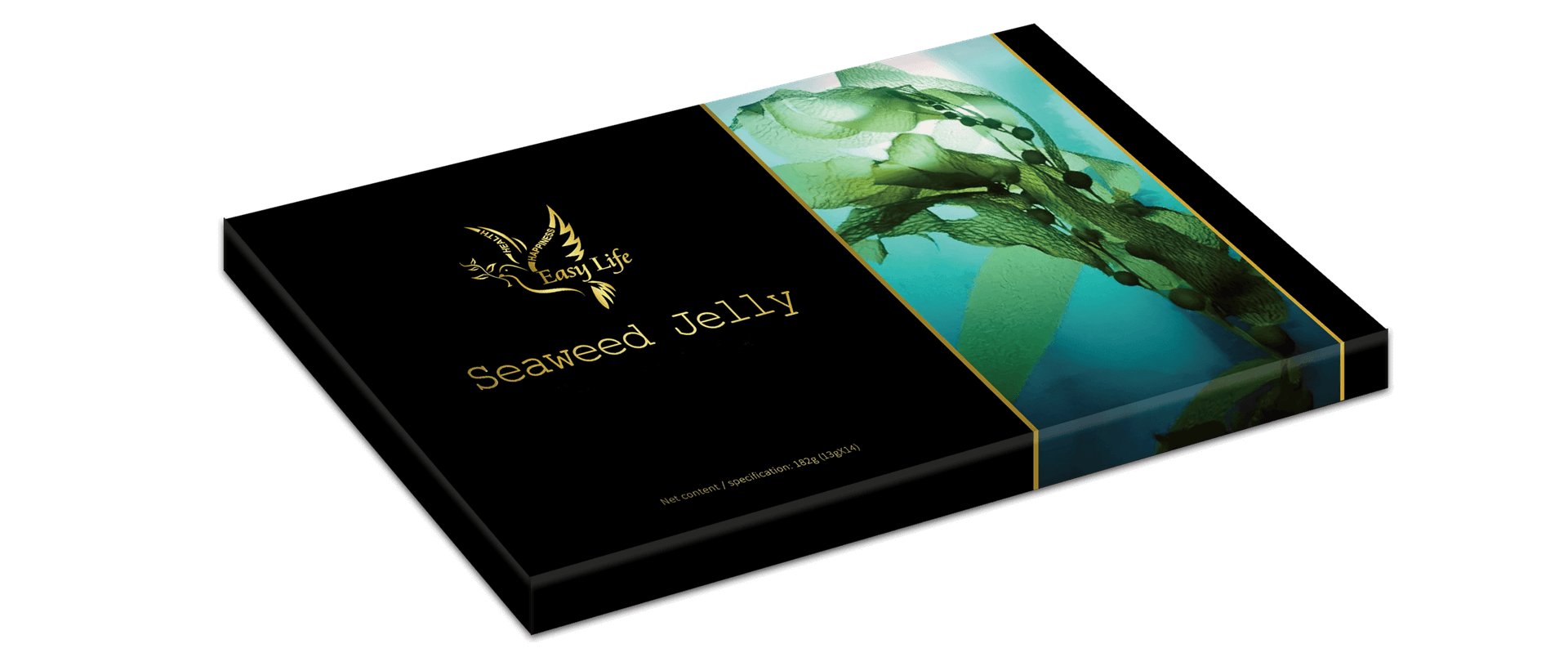 seaweed jelly easylife health food