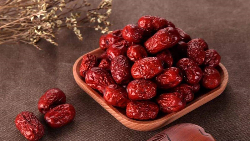 Red Date Powder